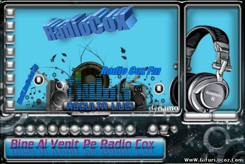 Background Xat RadioCox