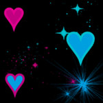 Gifs Xat Animated Hearts