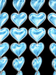 Gifs Xat Blue Hearts